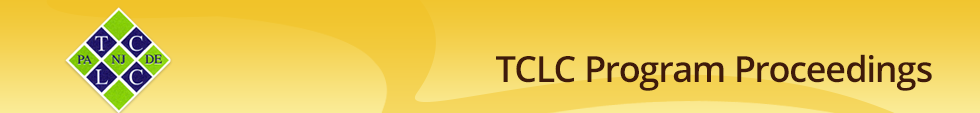 TCLC Program Proceedings
