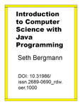 Introduction to Computer Science with Java Programming