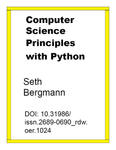 Computer Science Principles with Python